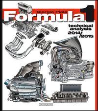 Formula 1 2014-2015. Technical analysis