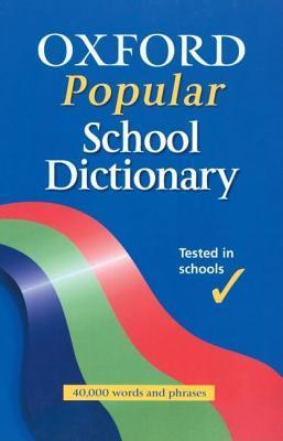 The Popular School Dictionary