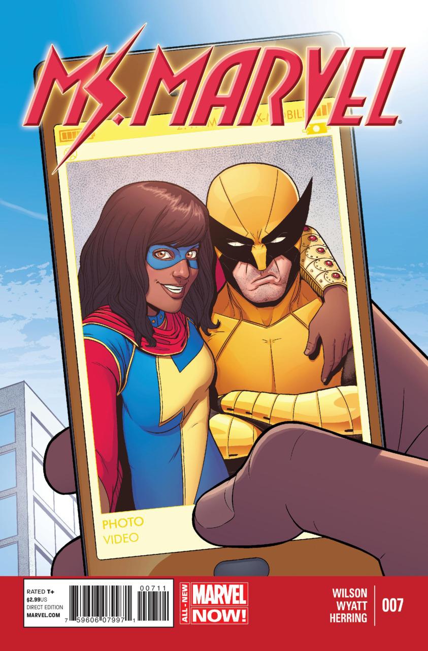 Ms. Marvel Vol.3 #7