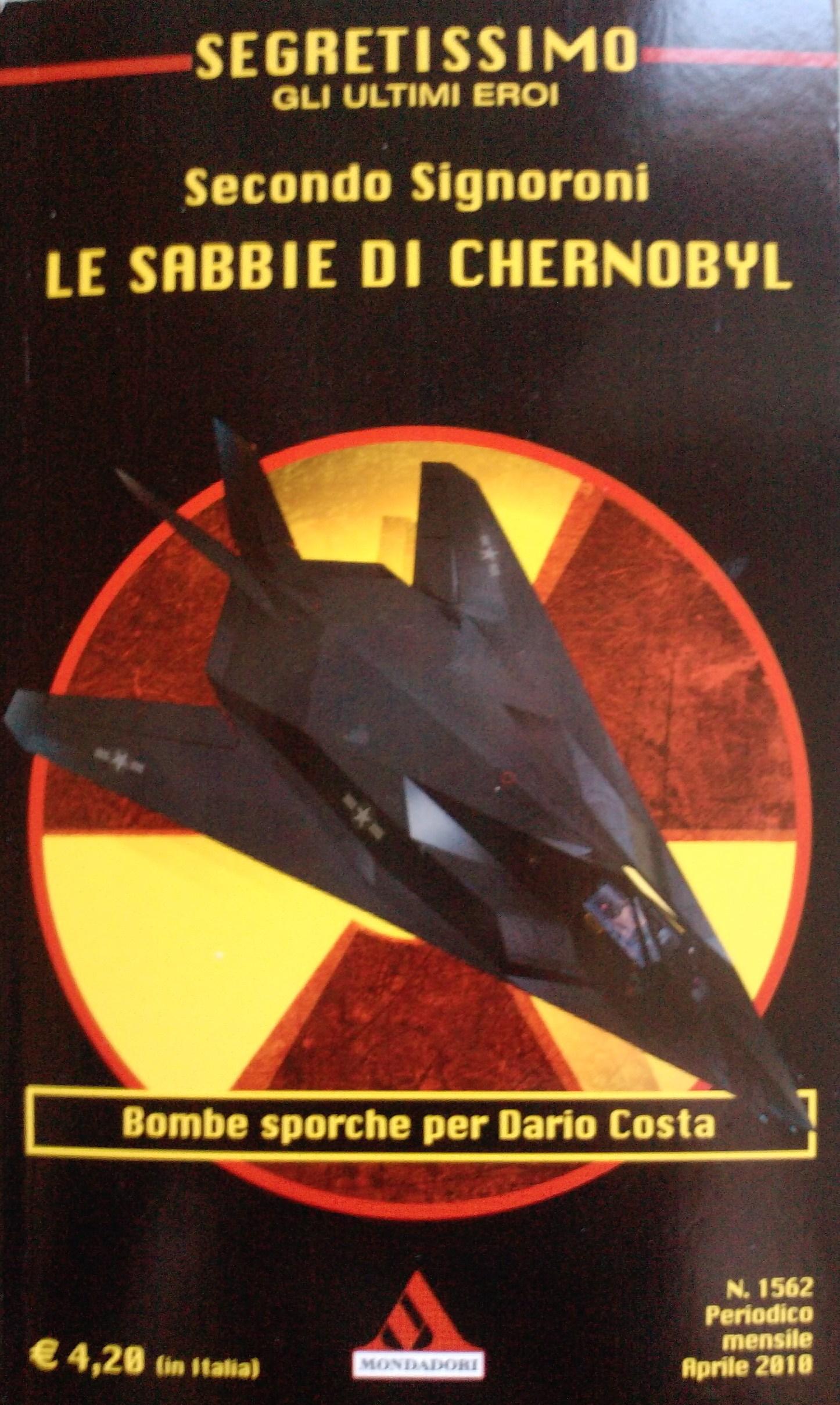 Le sabbie di Chernob...