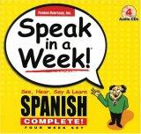 Speak in a Week!