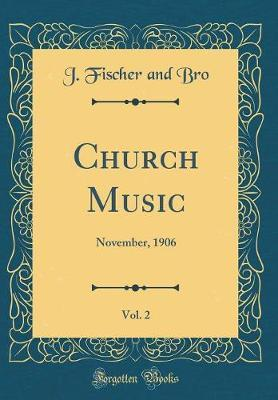 Church Music, Vol. 2