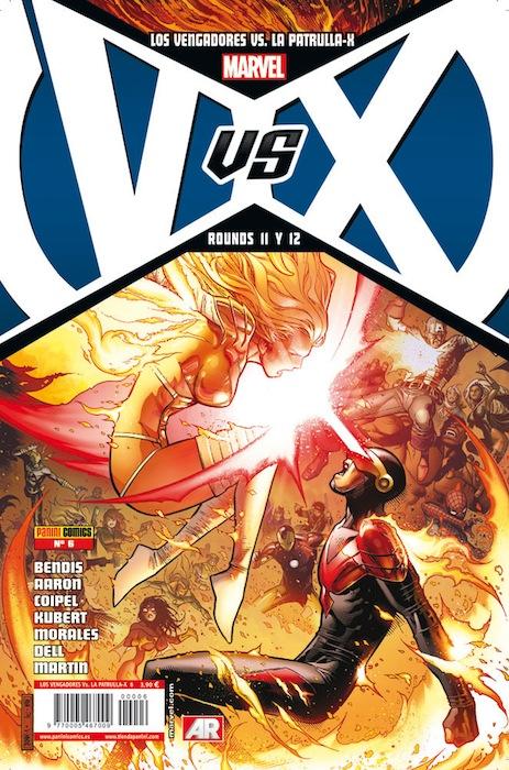 Los Vengadores vs. La Patrulla-X #6