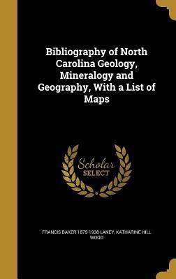 BIBLIOGRAPHY OF NORTH CAROLINA
