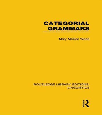 Categorial Grammars