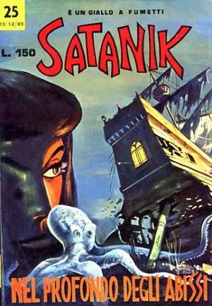 Satanik n. 25