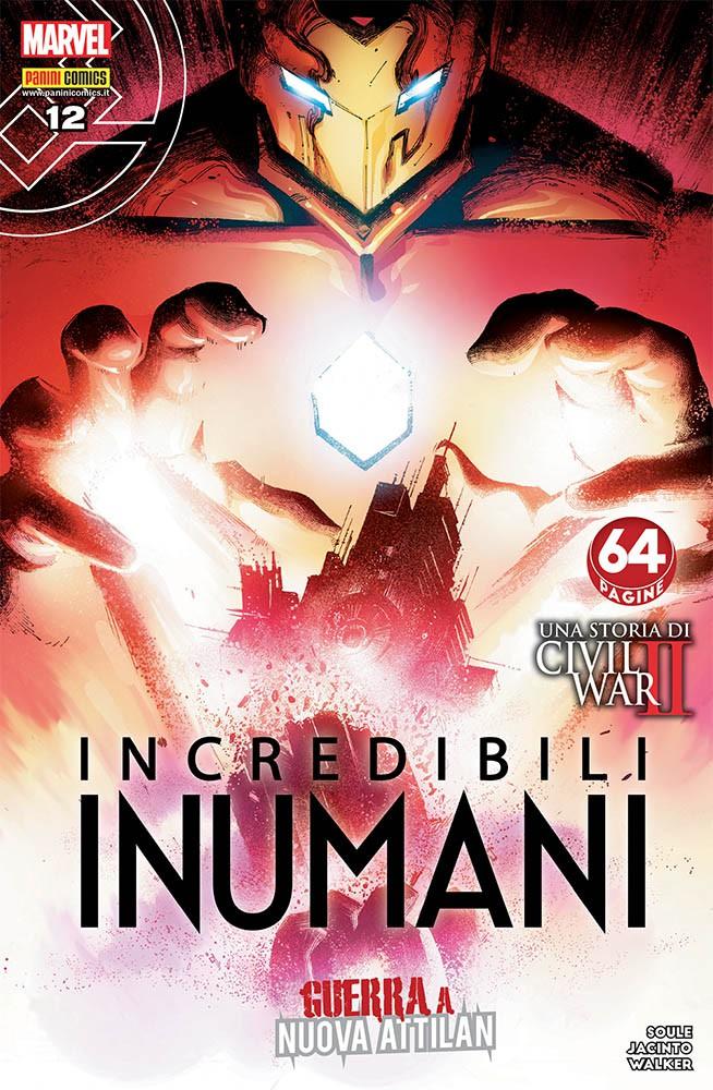 Incredibili Inumani #12