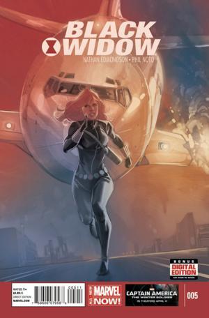 Black Widow Vol.5 #5