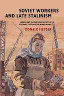 Soviet Workers and Late Stalinism