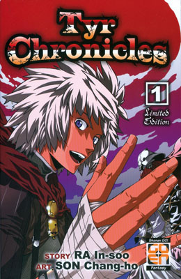 Tyr Chronicles vol. 1 Limited Edition