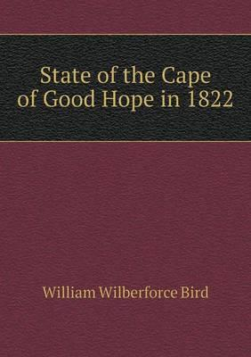 State of the Cape of Good Hope in 1822