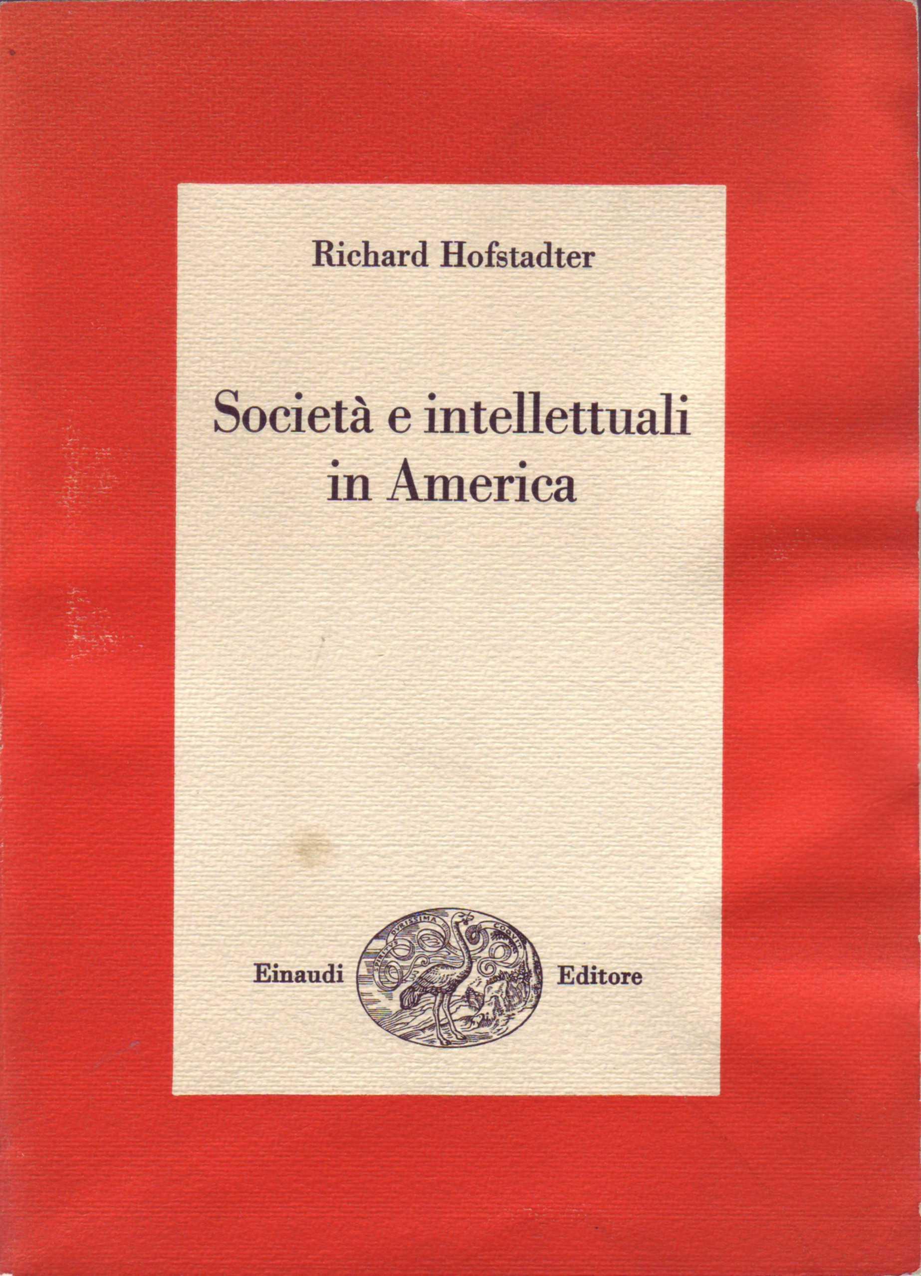 Società e intellett...