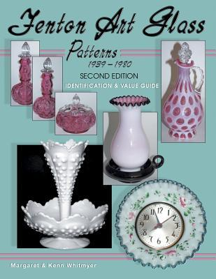Fenton Art Glass Patterns 1939-1980