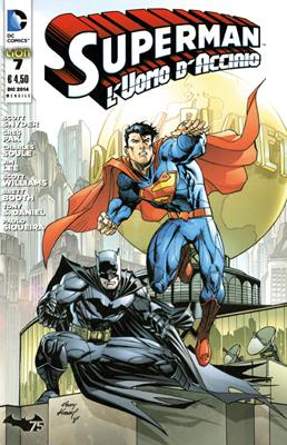 Superman l'Uomo d'Acciaio n. 7