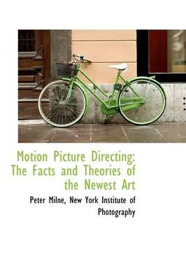 Motion Picture Directing