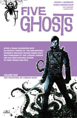 Five Ghosts, Vol. 1