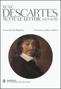 Tutte le lettere 1619-1650
