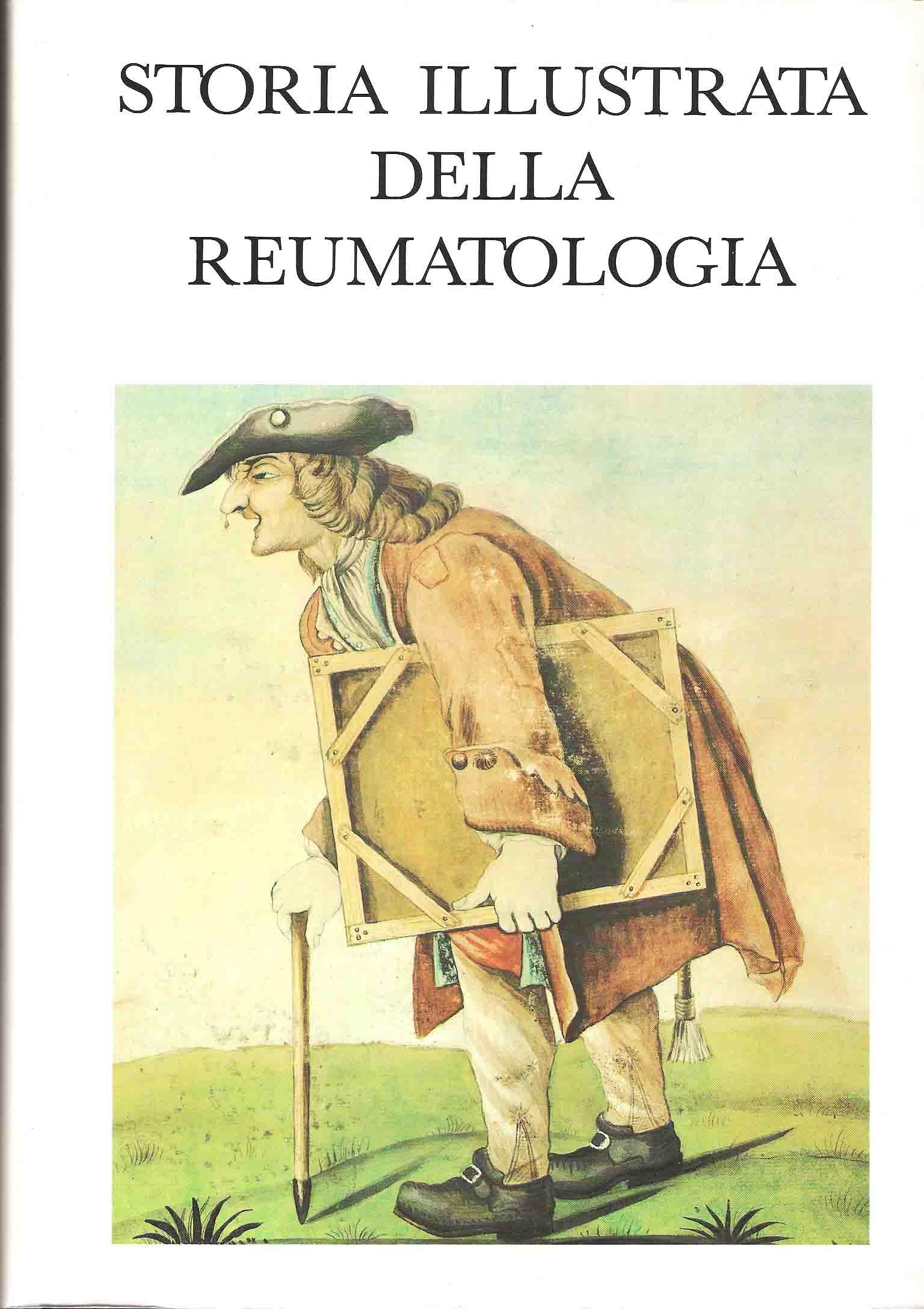 Storia illustrata della reumatologia