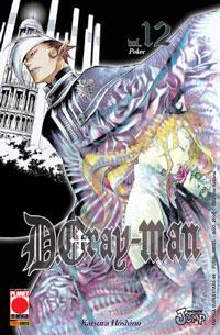 D.Gray-Man vol. 12