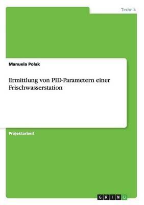 Ermittlung von PID-Parametern einer Frischwasserstation