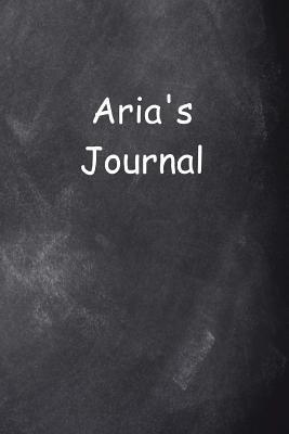 Aria Personalized Name Journal Custom Name Gift Idea Aria