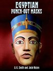Egyptian Punch-Out Masks