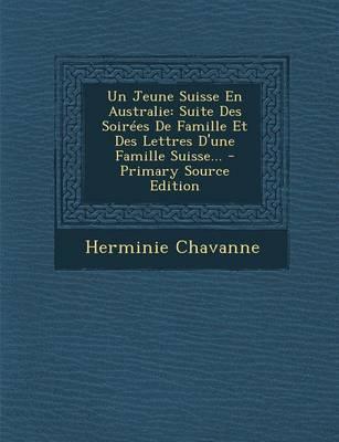 Un Jeune Suisse En Australie