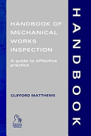 Handbook of mechanic...
