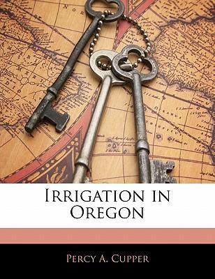 Irrigation in Oregon