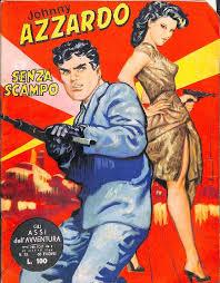 Johnny Azzardo n. 23