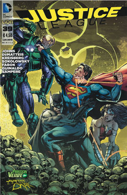 Justice League n. 39