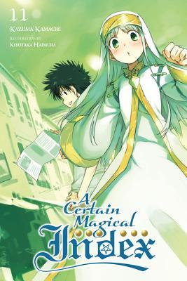 A Certain Magical Index, Vol. 11 (Novel)