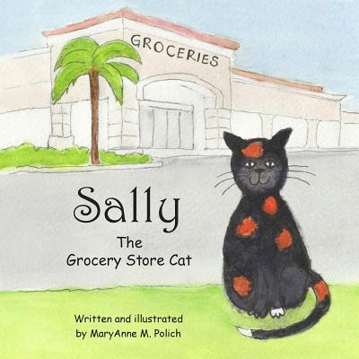 Sally the Grocery Store Cat