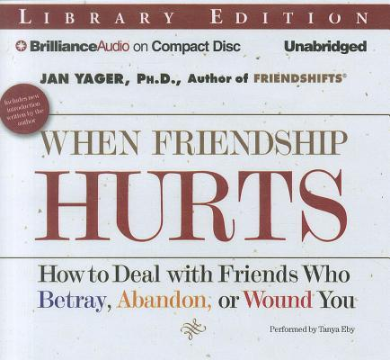 When Friendship Hurts