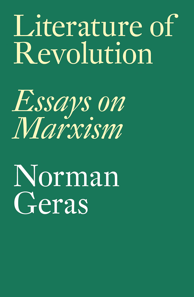 Literature of Revolution