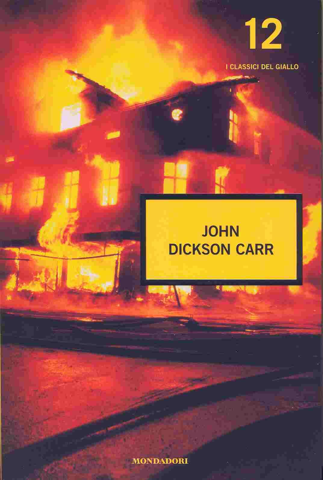 I classici del giallo 12: John Dickson Carr