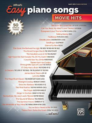 Alfred's Easy Piano Songs Movie Hits