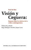 Visión y ceguera