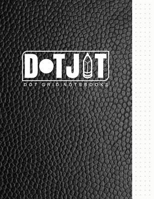 Dot Jot Dot Grid Notebook