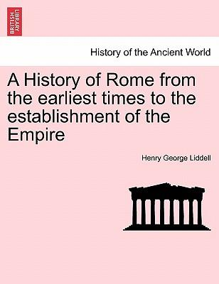 A History of Rome fr...