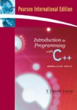Introduction to C++ ...