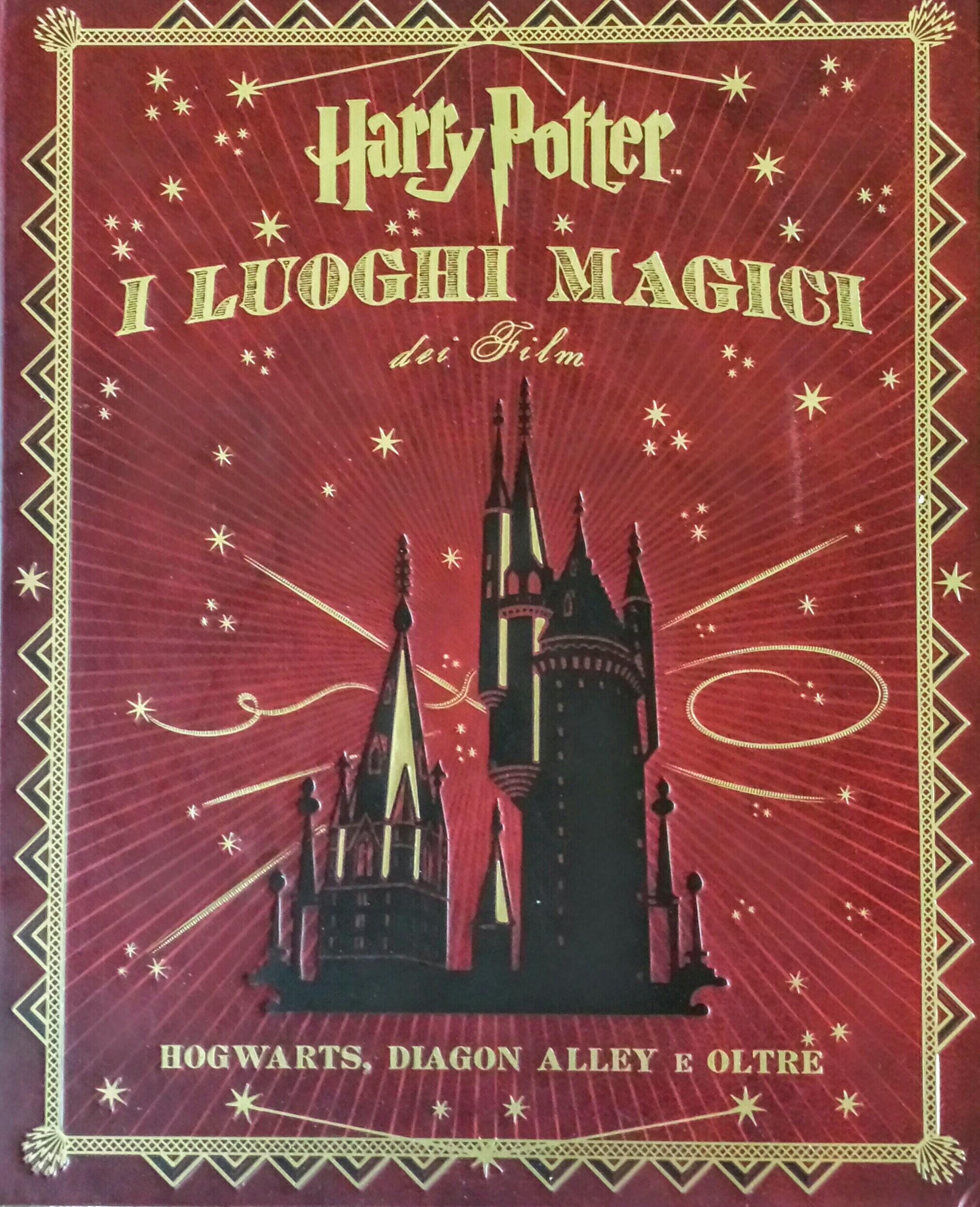 Harry Potter: I luoghi magici dei film
