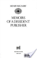 Memoirs of a Dissident Publshr