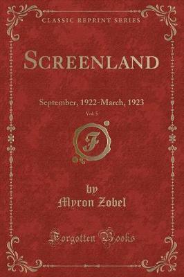 Screenland, Vol. 5