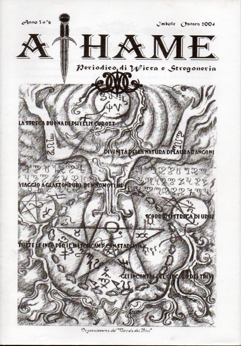 Athame - Quaderni di Wicca e stregoneria