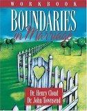 Boundaries in Marriage: Workbook