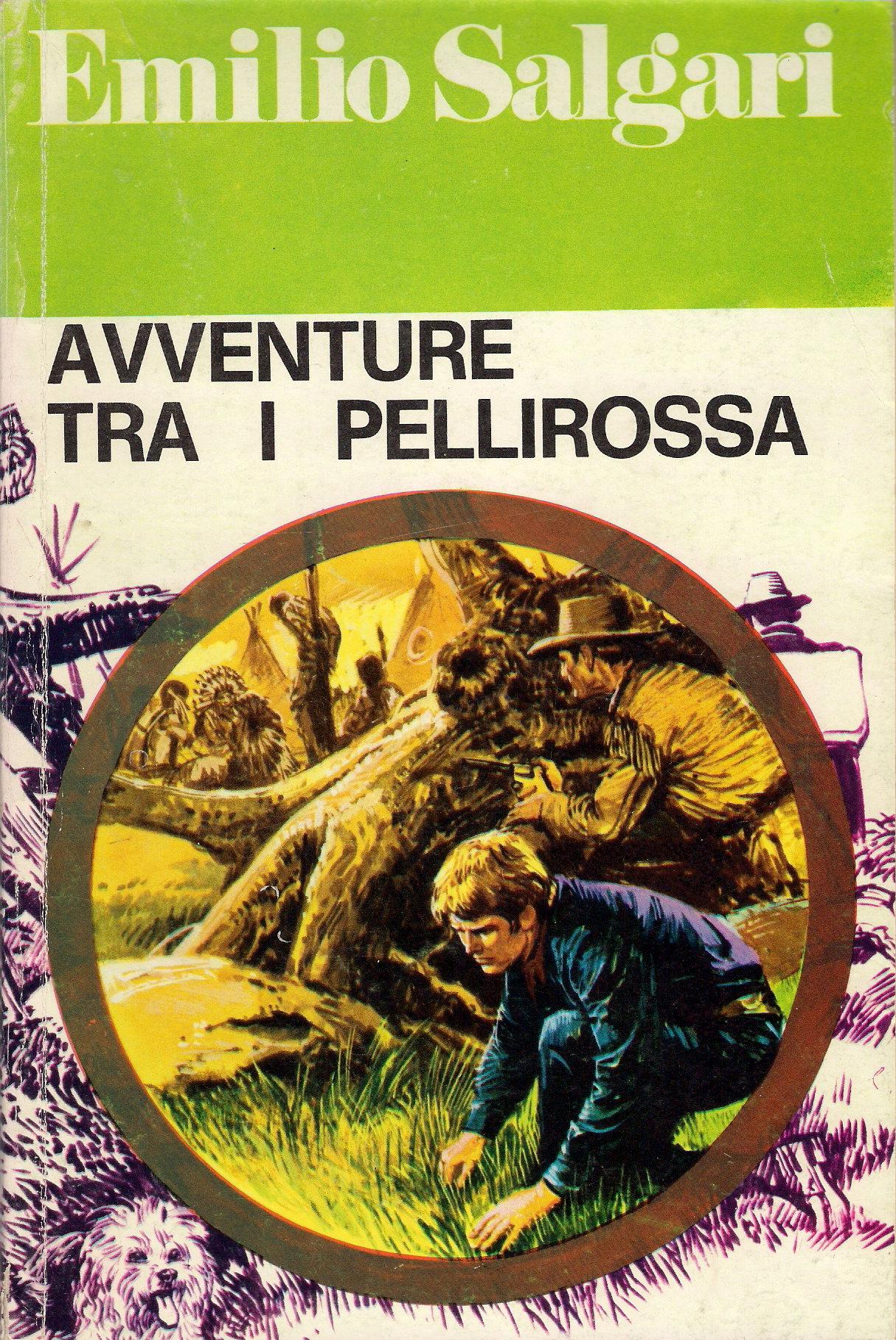 Avventure tra i pellirossa