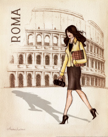 Roma primo Novecento
