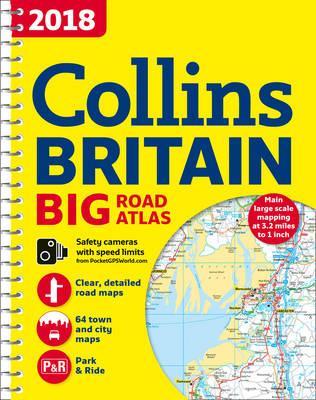 2018 Collins Big Roa...
