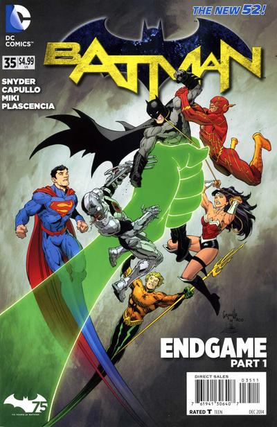 Batman Vol.2 #35